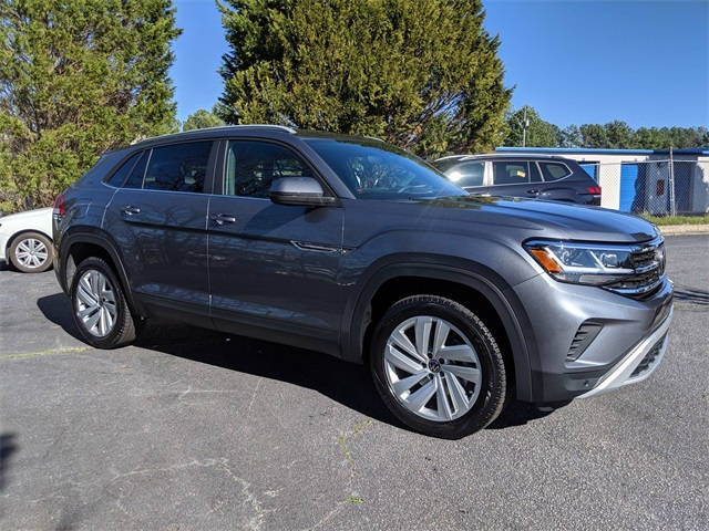 New 2020 Volkswagen Atlas Cross Sport 3.6L VR6 3.6L V6 SE w/Technology 4Motion