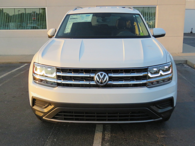 New 2019 Volkswagen Atlas