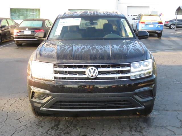 New 2019 Volkswagen Atlas 2.0T S