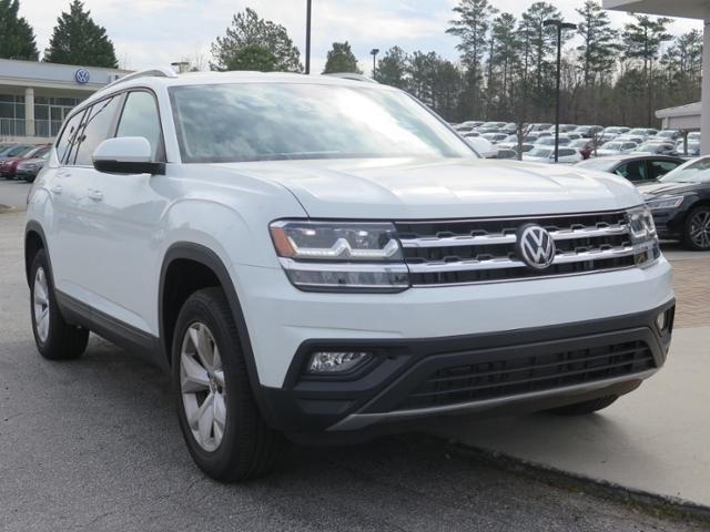 New 2019 Volkswagen Atlas SE