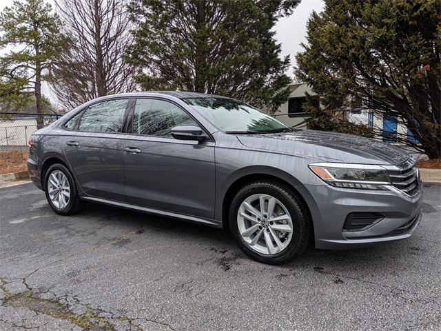 New 2020 Volkswagen Passat 2.0L I4 TSI Turbocharged 2.0T S