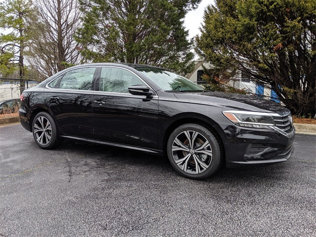 New 2020 Volkswagen Passat 2.0L I4 TSI Turbocharged 2.0T SEL
