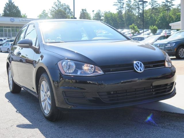 Certified Pre Owned 2017 Volkswagen Golf Tsi S 4 Door