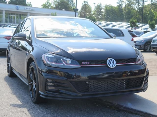 New 2019 Volkswagen Golf GTI 2.0L TSI DOHC 2.0T Rabbit Edition