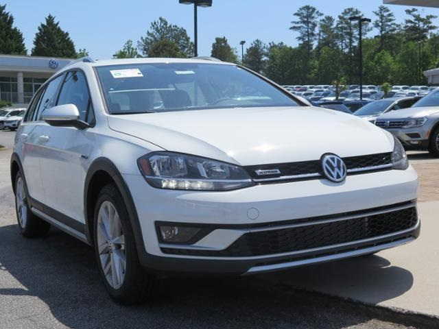 New 2019 Volkswagen Golf Alltrack 1.8L TSI TSI S 4Motion