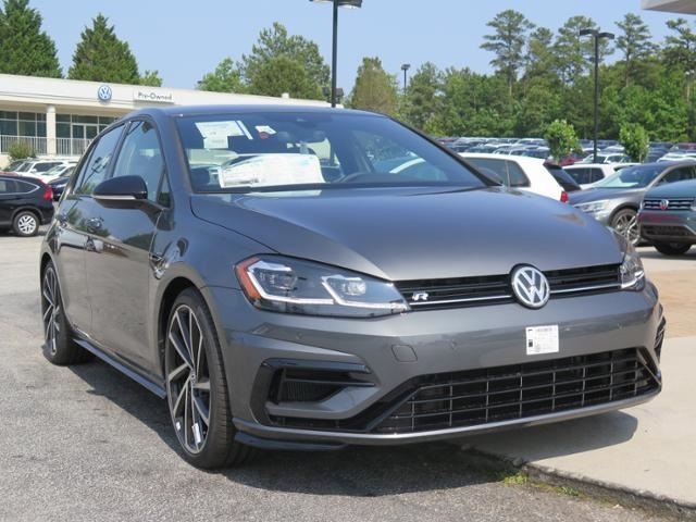 New 2019 Volkswagen Golf R 2.0L TSI DOHC DCC & Navigation 4Motion